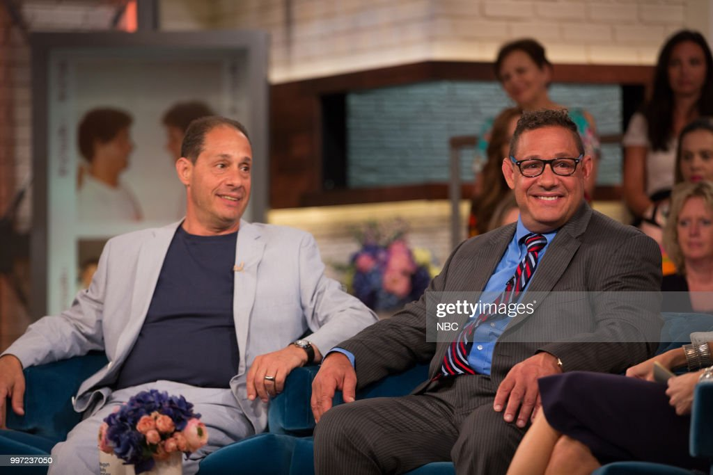 Three Identical Strangers on Thursday, July 12, 2018 --