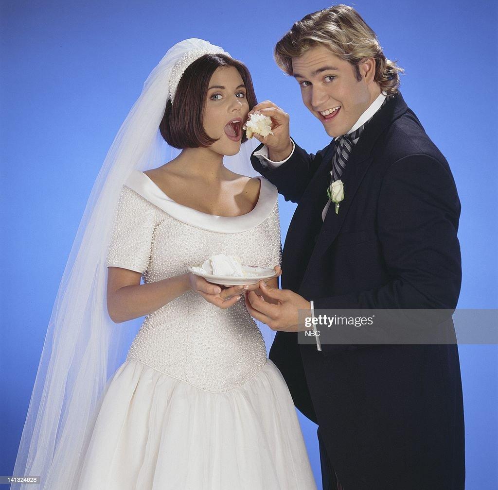 Kelly Kapowski Wedding Dress