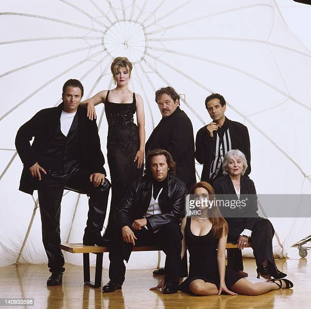 Tim Daly as Joe Hackett, Crystal Bernard as Helen Chapel Hackett, David Schramm as Roy Biggins, Tony Shalhoub as Antonio Scarpacci, Rebecca Schull as...