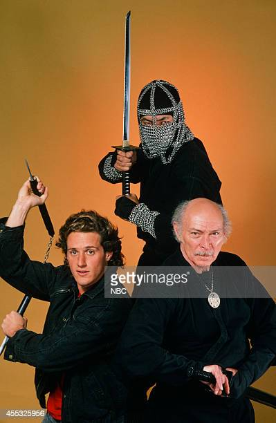 Timothy Van Patten as Max Keller Sho Kosugi as Okasa Lee Van Cleef as John Peter McAllister