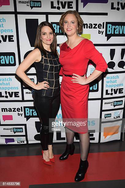 Tina Fey and Kim Barker