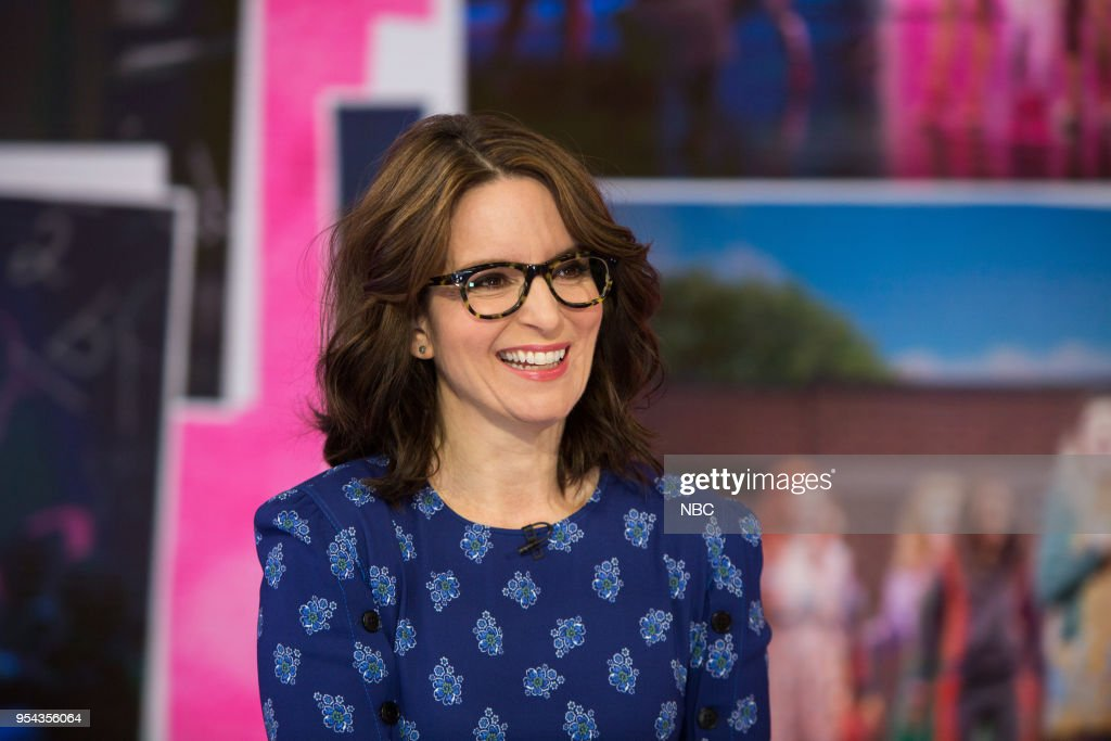 """NBC's """"TODAY"""" With guests Tina Fey, Ambush Makeovers, Mean Girls on Broadway"""