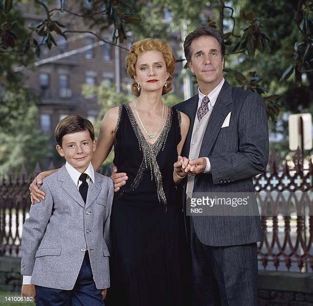 TJ Lowther as Buddy Swoosie Kurtz as Emily Henry Winkler as Dad Photo by NBCU Photo Bank