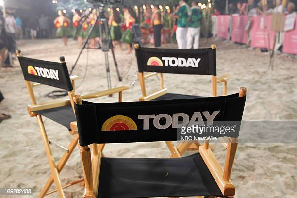 'Today' broadcasts from Hawaii