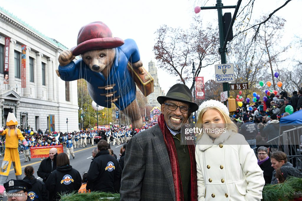 Macy's Thanksgiving Day Parade - Season 90 : News Photo