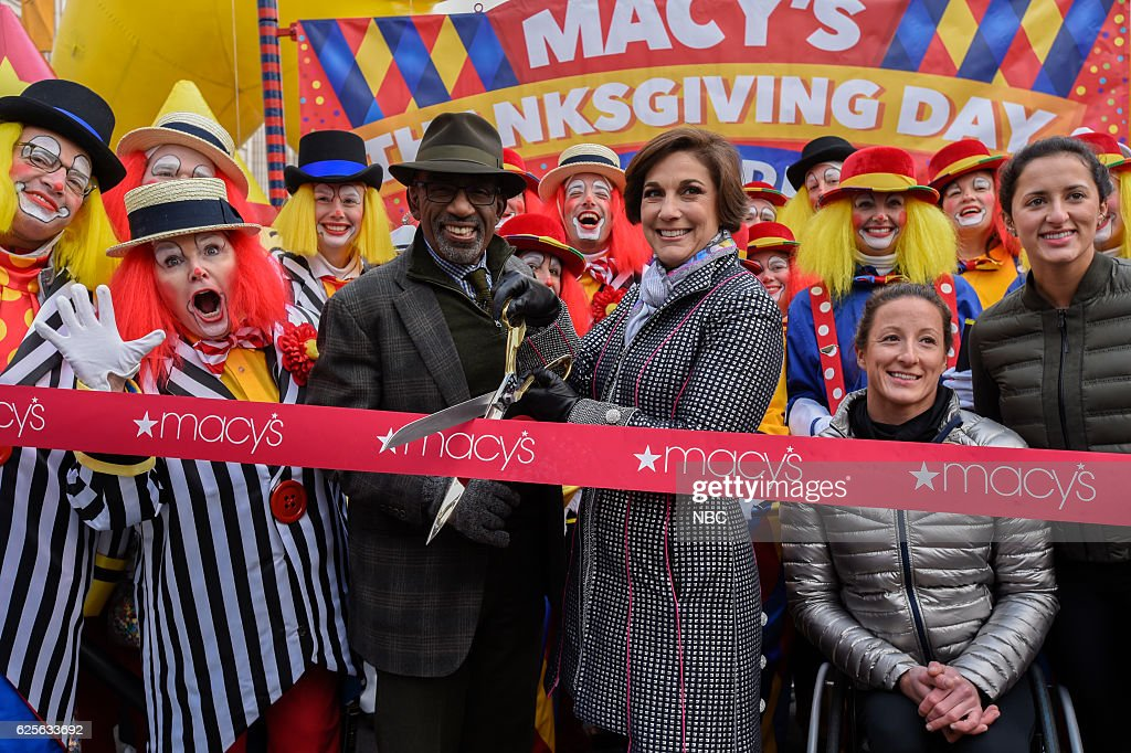 "NBC's ""Macy's Thanksgiving Day Parade"" - 2016"