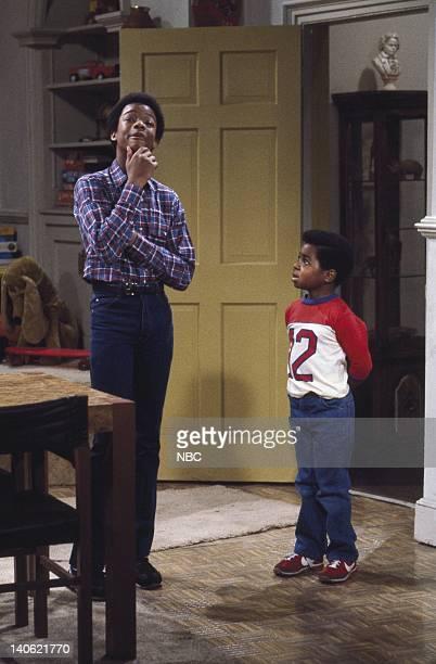 Todd Bridges as Willis Jackson Gary Coleman as Arnold Jackson Photo by NBCU Photo Bank