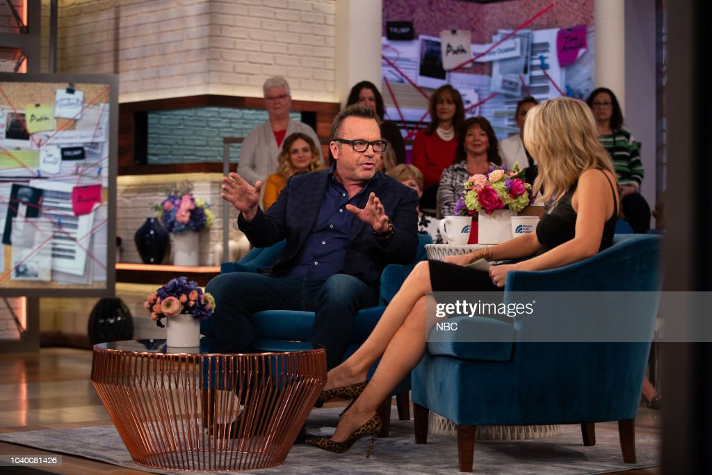 "NBC's ""Megyn Kelly TODAY"" with Tom Arnold"