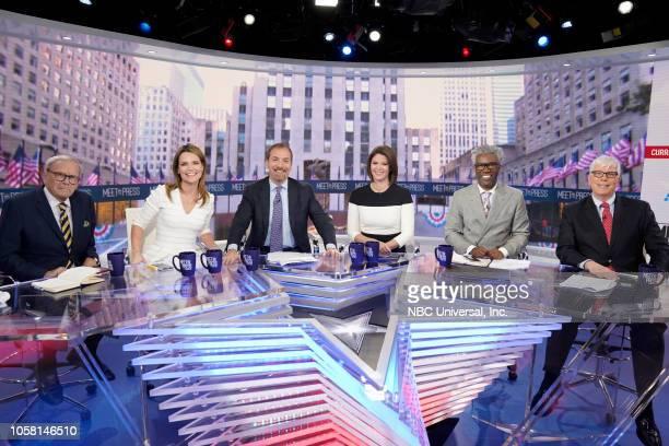 Tom Brokaw NBC News Senior Correspondent Savannah Guthrie CoAnchor of TODAY NBC News Chief Legal Correspondent Chuck Todd moderator Kasie Hunt NBC...