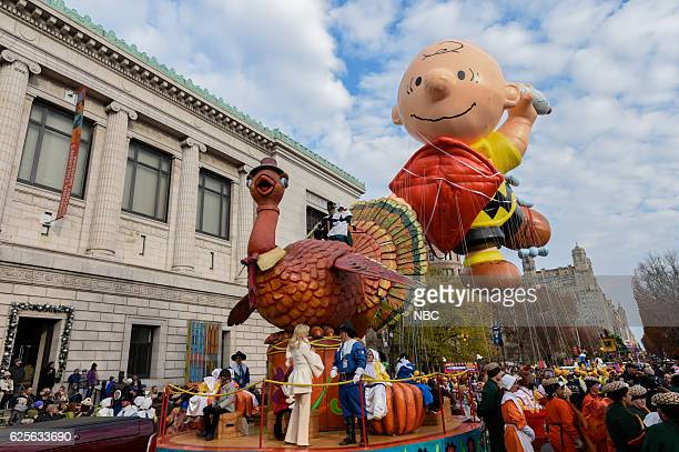 Tom Turkey Float Charlie Brown Balloon