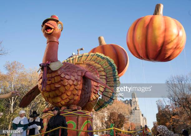 TOM TURKEY float