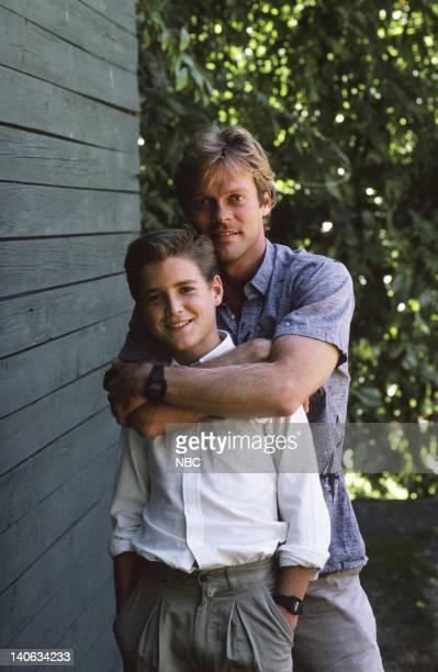 Trey Ames as David Sisk Morgan Stevens as Jack Gardner Photo by Gary Null/NBC/NBCU Photo Bank