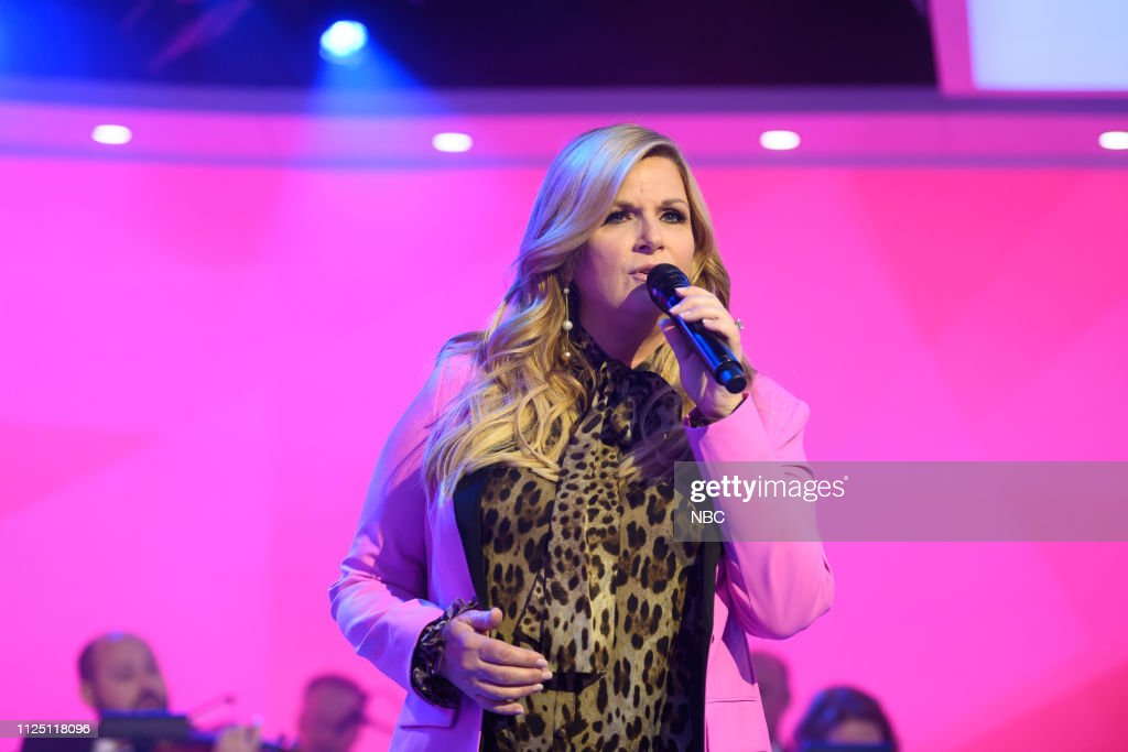 "NY: NBC's ""TODAY"" - Meghan Trainor, Wedding Trends, Valentines Day Proposals, Darlene Love, Ambush Makeovers, Lori Loughlin, Trisha Yearwood"