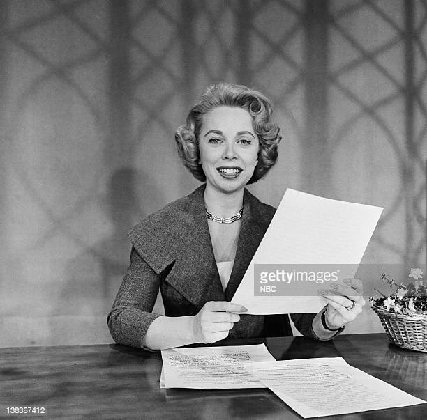 Pictured: TV psychologist/host Dr. Joyce Brothers