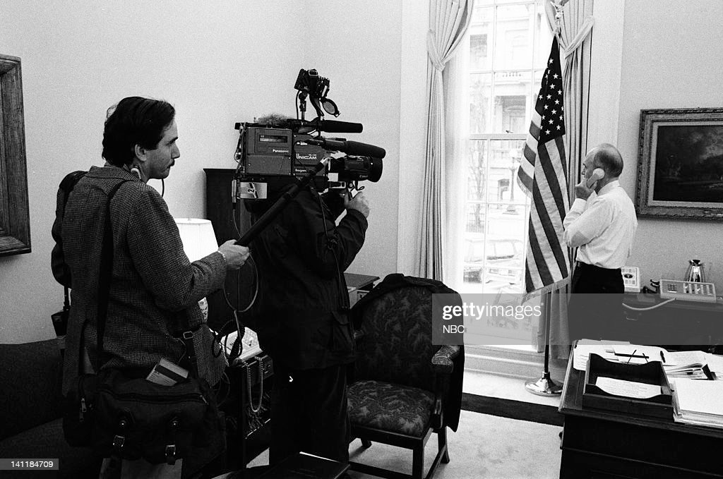 """NBC's """"A Day in the Life of the White House"""""""