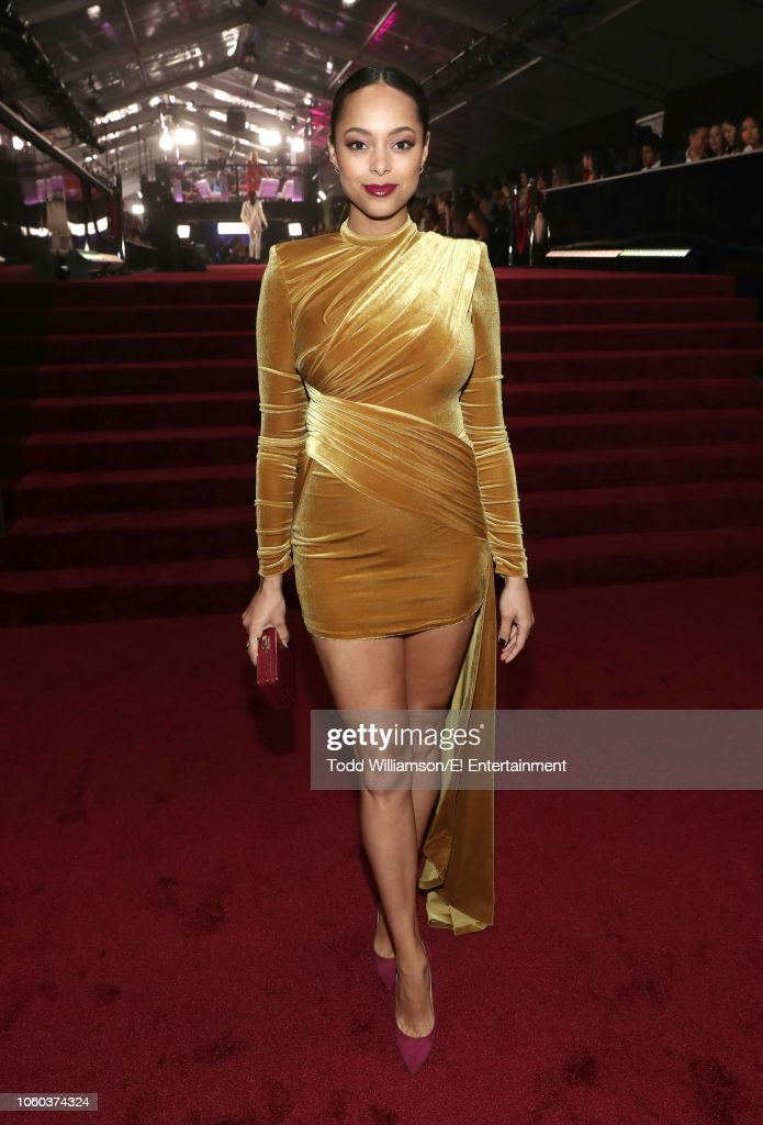 2018 E! People's Choice Awards - Red Carpet : News Photo