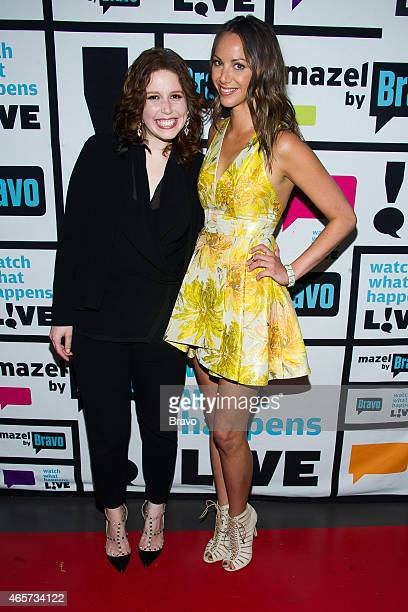Vanessa Bayer and Kristen Doute