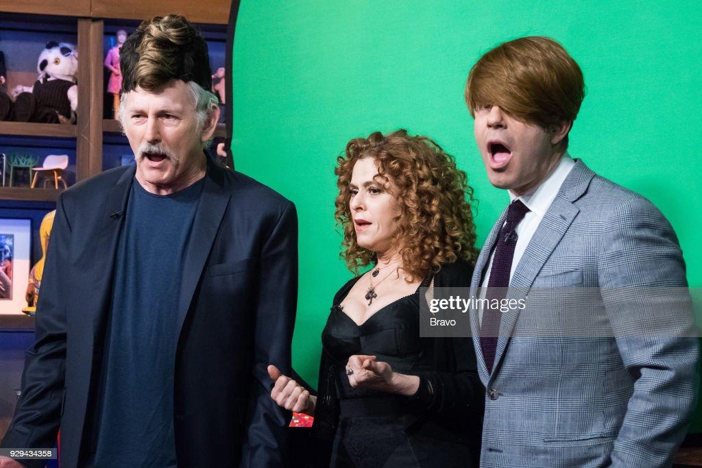 Watch What Happens Live With Andy Cohen - Season 15 : Nachrichtenfoto