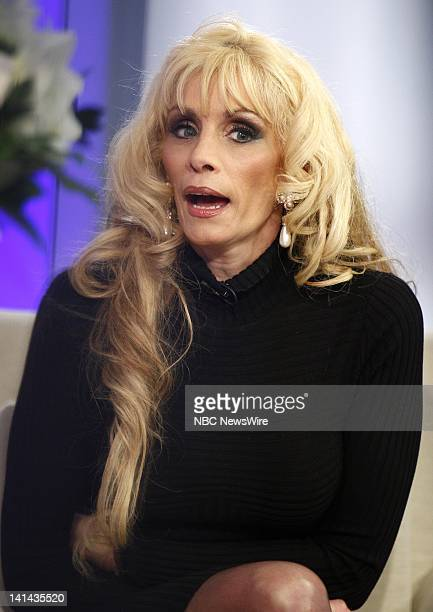Victoria Gotti appears on NBC News' Today show Photo by Peter Kramer/NBC/NBC NewsWire