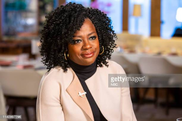 Pictured: Viola Davis on May 5, 2019 --