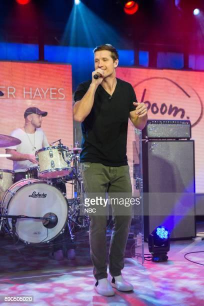 Walker Hayes on Monday December 11 2017