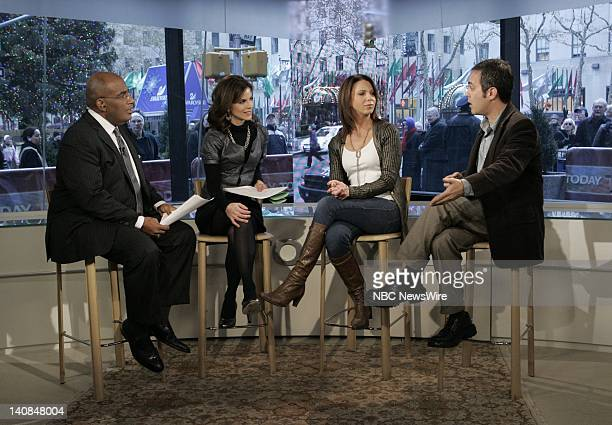 Weather and Feature Reporter Al Roker and National Correspondent Natalie Morales speak with sex experts Tracey Cox and Ian Kerner about secrets to...