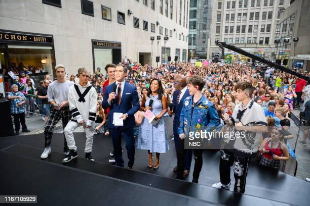 Why Don't We with Peter Alexander Sheinelle Jones Al Roker on Monday September 2 2019