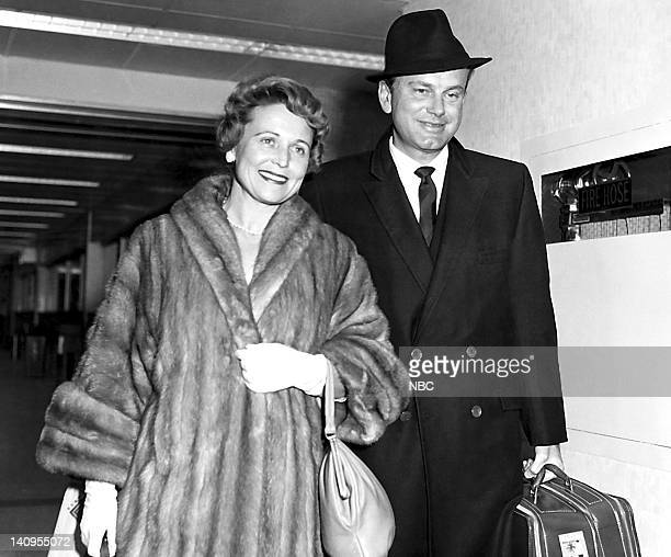 wife Miriam Wagner Jack Paar Photo by NBCU Photo Bank