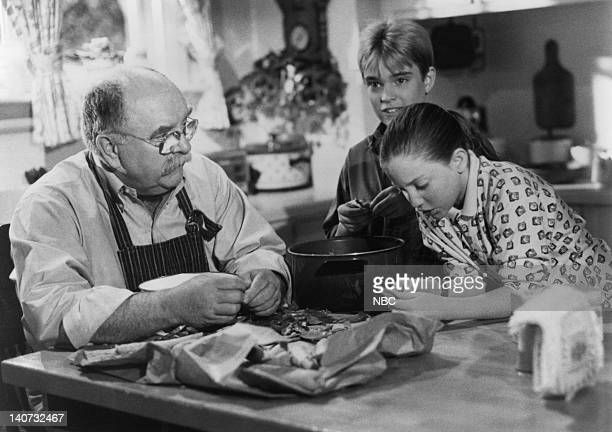 Wilford BrimleY as Gus Witherspoon Chad Allen as David Witherspoon Keri Houlihan as Molly Witherspoon Photo by NBCU Photo Bank