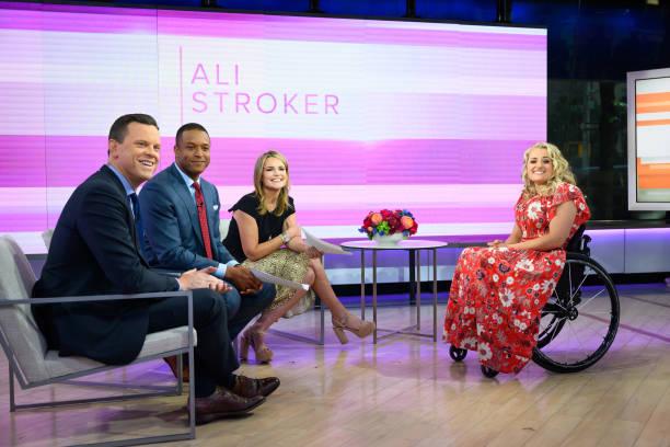 "NY: NBC's ""TODAY"" - Julia Stiles, Heidi Montag, Spencer Pratt,Audrina Patridge, Justin Bobby, Ali Stroker, Mark Ronson, Lykke Li"