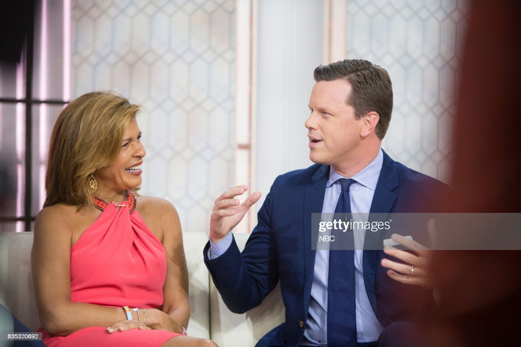 Willie Geist on Friday, August 18, 2017 --