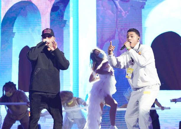 """FL: Telemundo's """"2020 Billboard Latin Music Award"""" - Rehearsals"""