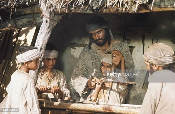 Pictured: Yorgo Voyagis as Joseph -- Photo by: NBC/NBCU Photo Bank