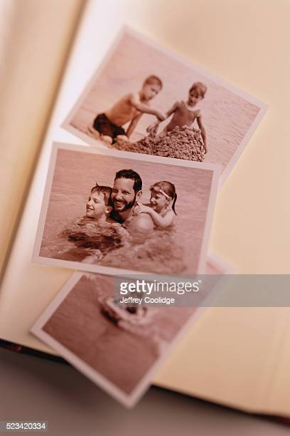 Pictures of Father and Children
