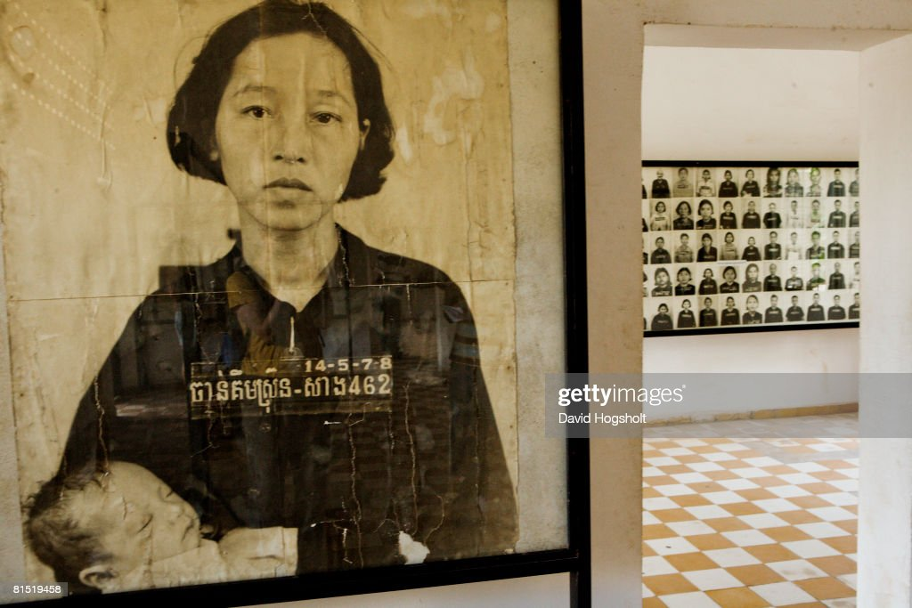 Survivors of Khmer Rouge's killing machine : News Photo