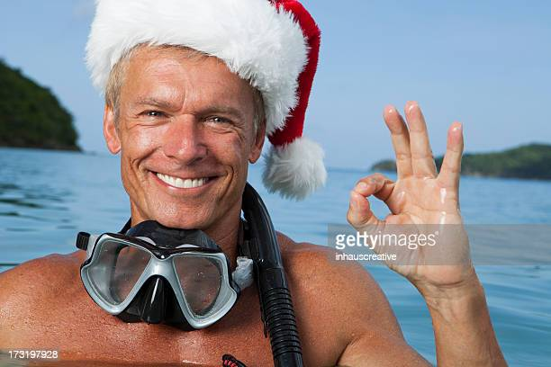 Pictures of Real Christmas in the Caribbean is OK