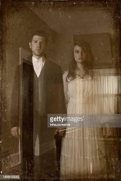 Bilder von echten Ghostly Paar