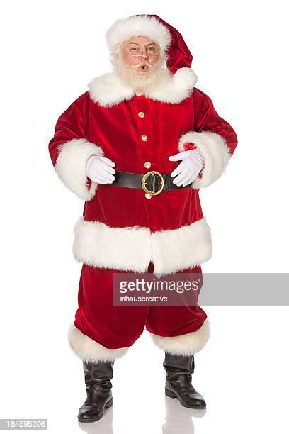Bilder von echten Jolly, Old Santa Claus