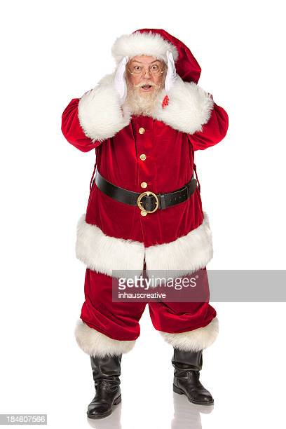 Pictures of Real Jolly, Old Santa Claus