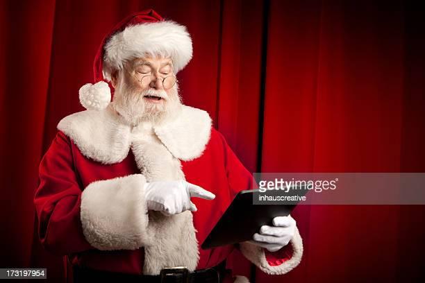 Fotografias do Real Santa Claus Verificar e-mail