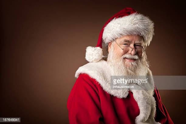 Des photos de vrais Santa Claus
