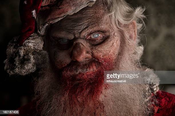 Pictures of Real Santa Zombie