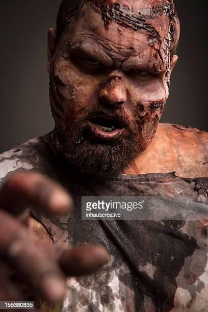 Bilder von echten Zombie