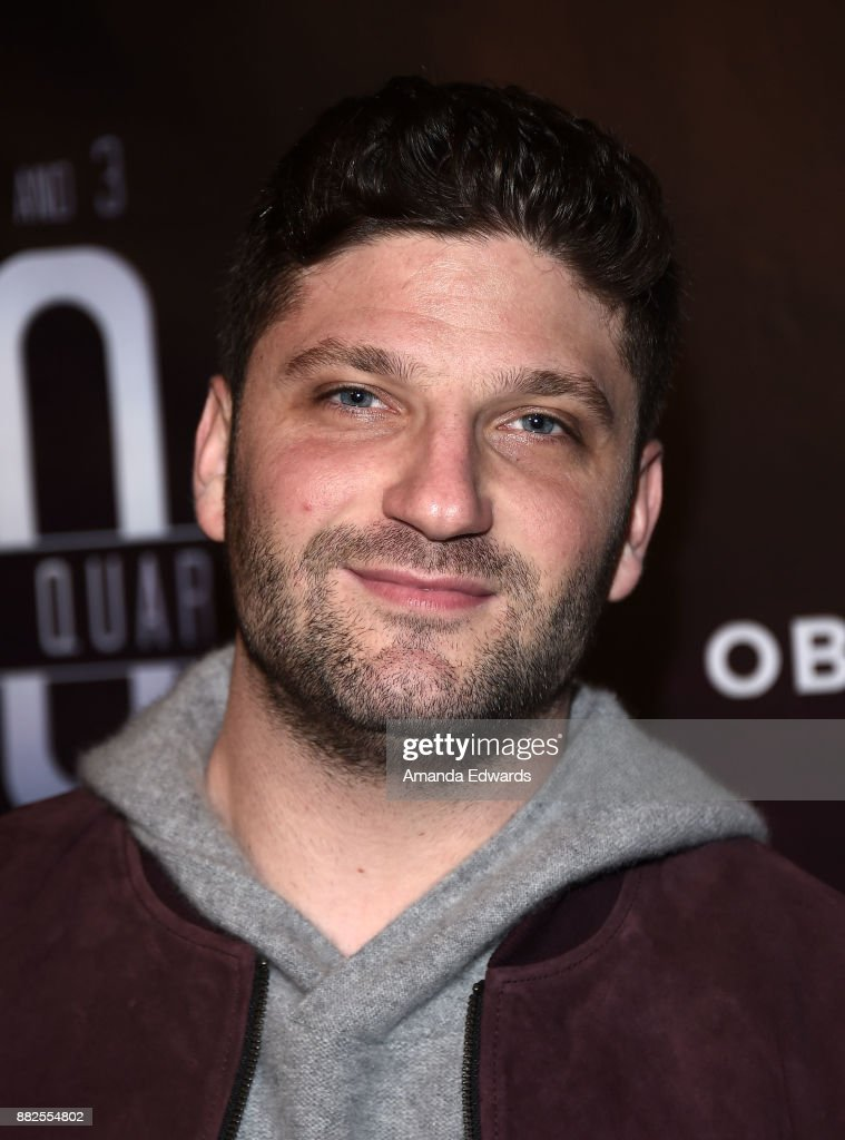 Pictures President and CEO Michael D. Ratner arrives at the premiere of OBB Pictures and go90's 'The 5th Quarter' at United Talent Agency on November 29, 2017 in Beverly Hills, California.