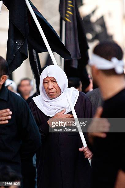 CONTENT] Pictures show rituals on the Shiites' holy day of Ashoura in Duraz Village Bahrain Ashoura observances mark the anniversary of death of Imam...