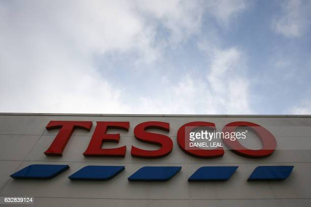 30 Top Tesco Logo Pictures, Photos and Images - Getty Images