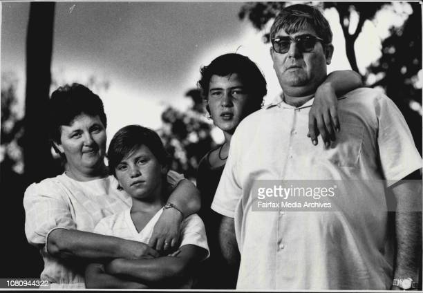 Pictures taken of the first fleet entering Jervis Bay8th generation first fleet family Judy Campbell Cameron and father David Taylor January 15 1988