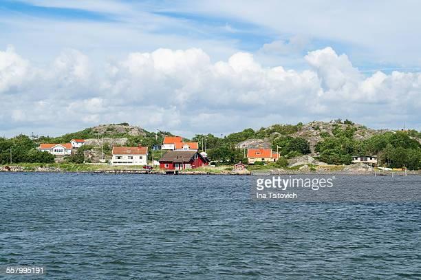 Picturesque Southern Archipelago of Gothenburg