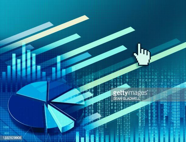 pie chart and graphs - infographics stock pictures, royalty-free photos & images