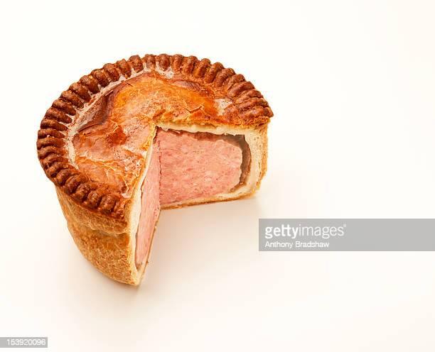 Pie chart pork pie